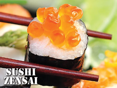 Sushi Zensai in Fort Collins