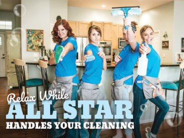$100 Off Cleaning Services