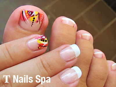 Manicure & Pedicure Specials