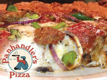 Panhandler's Pizza, Fort Collins, CO