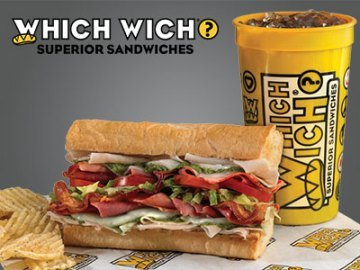 Which Wich Superior Sandwiches, Fort Collins, CO