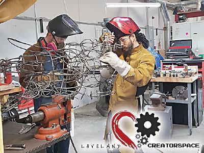 CreatorSpace in Loveland, CO
