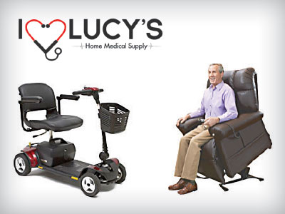 I Love Lucy's Home Medical Supply in Windsor, CO