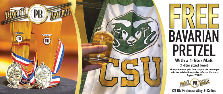 Prost Brewing in Fort Collins | BOGO Beers on Game Days Coupon Deal