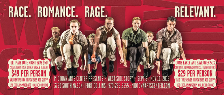 Midtown Arts Center - West Side Story Coupon Deals