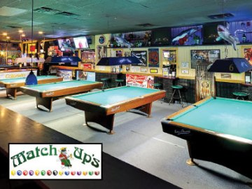 Match Ups Pool Tables, Fort Collins