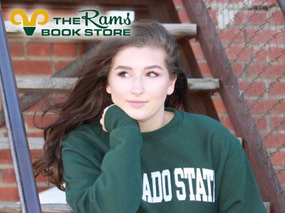 The Rams Book Store in Fort Collins