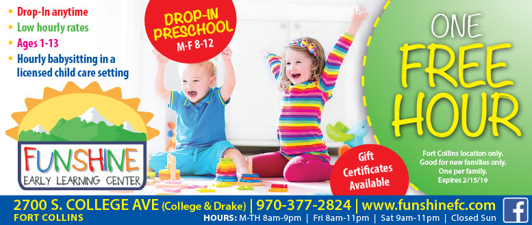 Funshine Early Learning Center - One Free Hour Coupon Deal