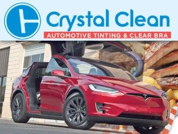 Crystal Clean Auto Window Tint & Clear Bra in Loveland, CO