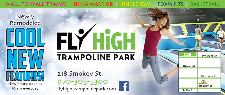 Fly High Trampoline Park, Fort Collins - New Features