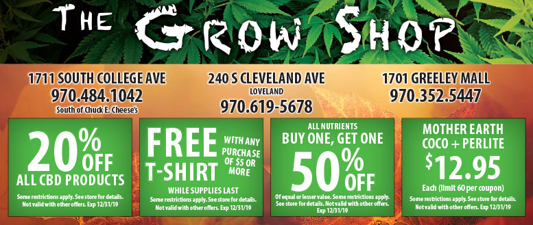 The Grow Shop, Fort Collins - Coupon Deals
