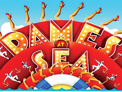 Midtown Arts Center presents Dames at Sea in Fort Collins