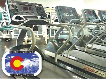 Colorado Used Gym Equipment in Loveland, CO
