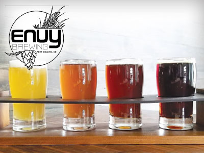 Envy Brewing, Fort Collins, CO