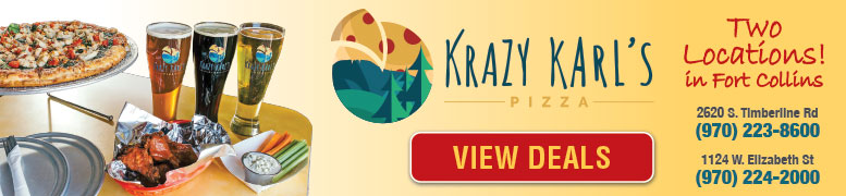 View Coupons and Deals from Krazy Karl's Pizza