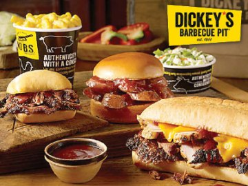 Dickey's Barbecue Pit, Windsor, CO