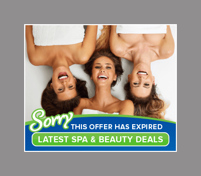 Expired Offer - View Spa & Beauty Coupons offers