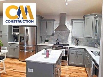 CM Construction, Fort Collins, CO - Home, Kitchen, Bath & Basement Finishes & Remodeling