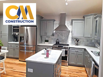 CM Construction, Fort Collins, CO - Home, Kitchen, Bath & Basement Finishes & Remodeling