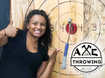Axe to Grind - Axe Throwing in Loveland, CO