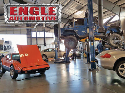 Engle Automotive Repair Services, Loveland, NoCo