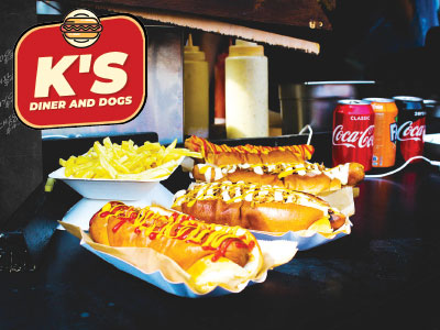 K's Diner and Dogs, Loveland, NoCo