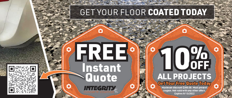 Integrity Concrete Coatings | 10% Off All Projects Coupon Deal