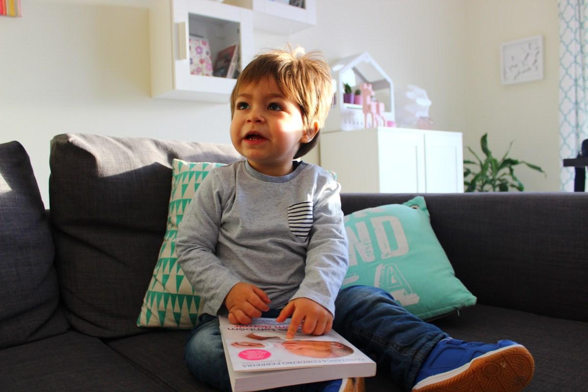 Livros lá de casa #1 - Os bebés também querem dormir, Constança Ferreira