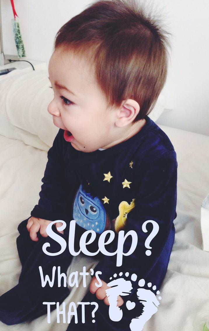 Dormir a noite toda