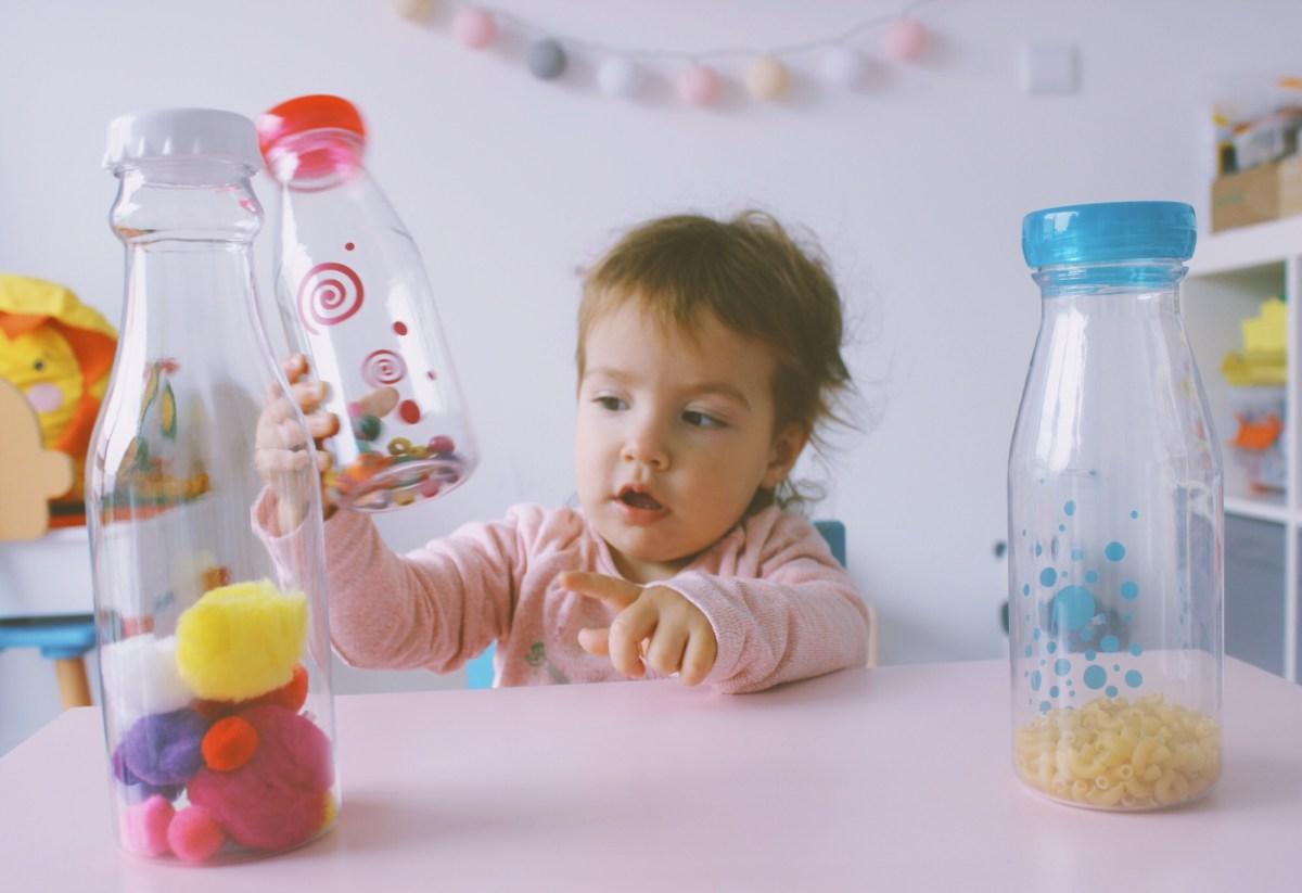 Em casa com a Laura #3 - Os sons (atividades 12-18 meses)