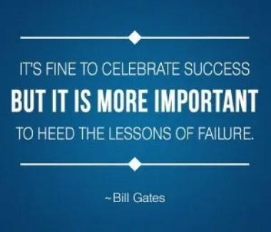 Frases-Emprendedoras-El-fracaso-te-llevará-al-éxito-Biill-Gates