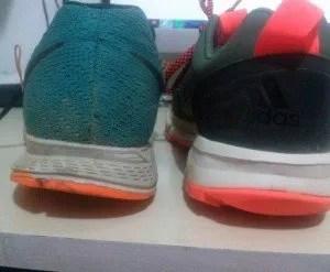 cambiar las zapatillas