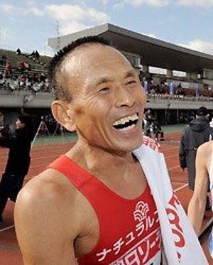 atletismo veterano