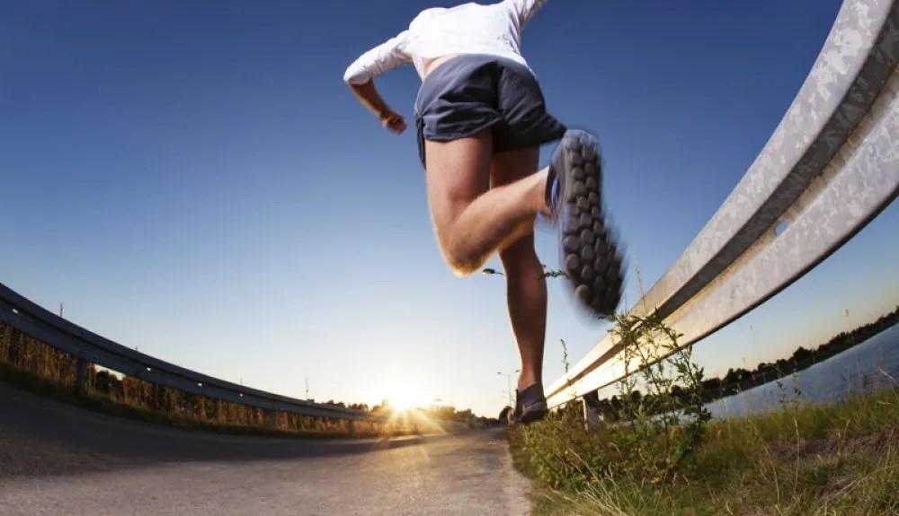 bajar de peso para correr más rápido