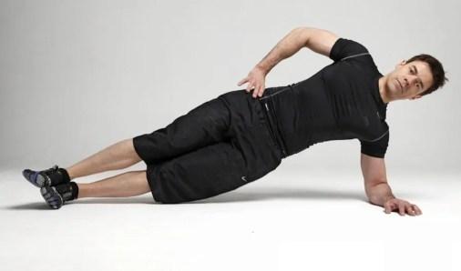 mejores ejercicios de abdominales isométricos
