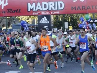 reto de los 42 corredores
