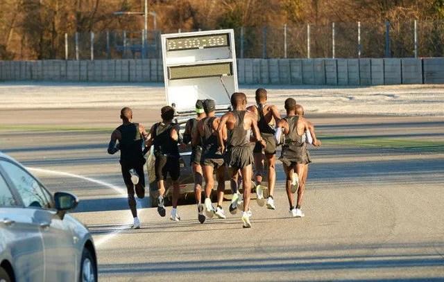 conseguir bajar de las 2 horas en maratón