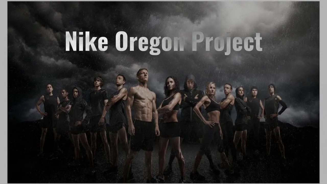 investiga el Nike Oregon Project
