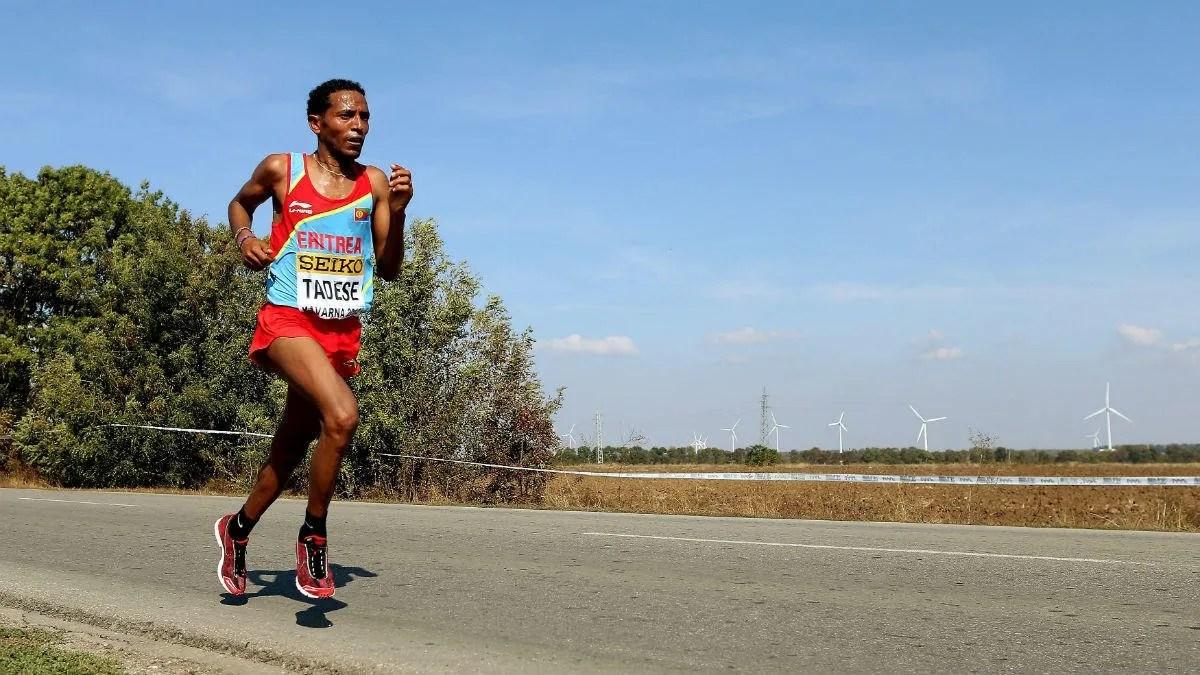 récord del mundo de medio maratón masculino