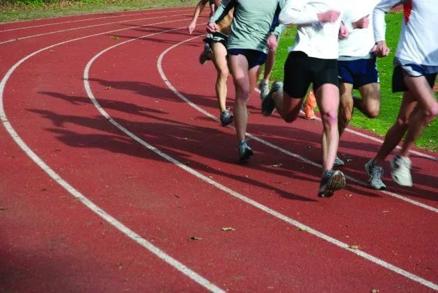más sufres corriendo milla