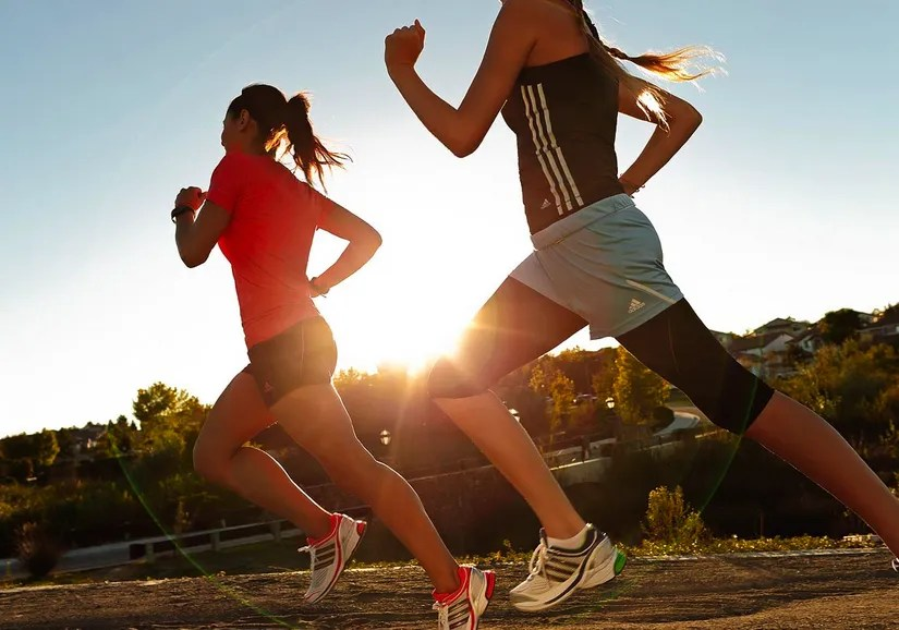 adicción a correr