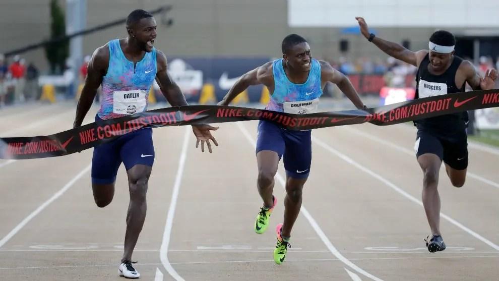 trials de atletismo