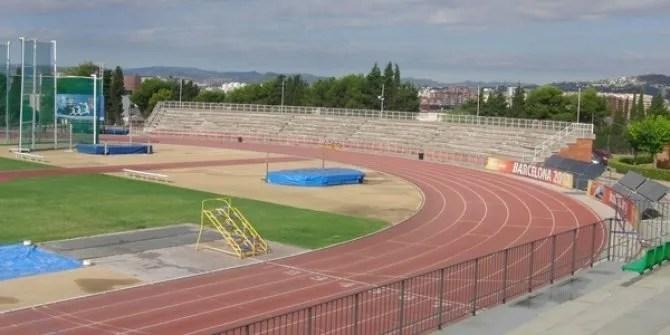 pista de atletismo serrahima los mejores sitios para correr en barcelona