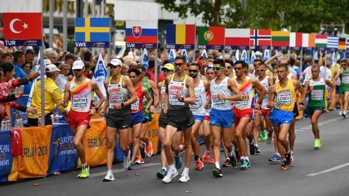 diferencias entre correr y marchar