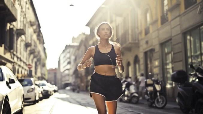 Edad para practicar running
