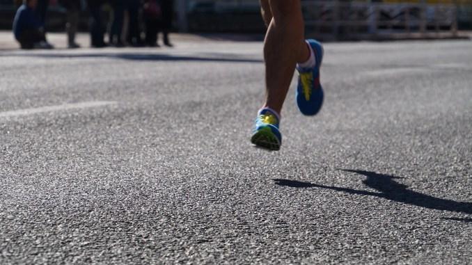 calcular marca maratón