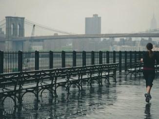 Consejos para correr bajo la lluvia