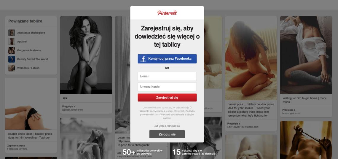 Pinterest - już nie taki fajny?