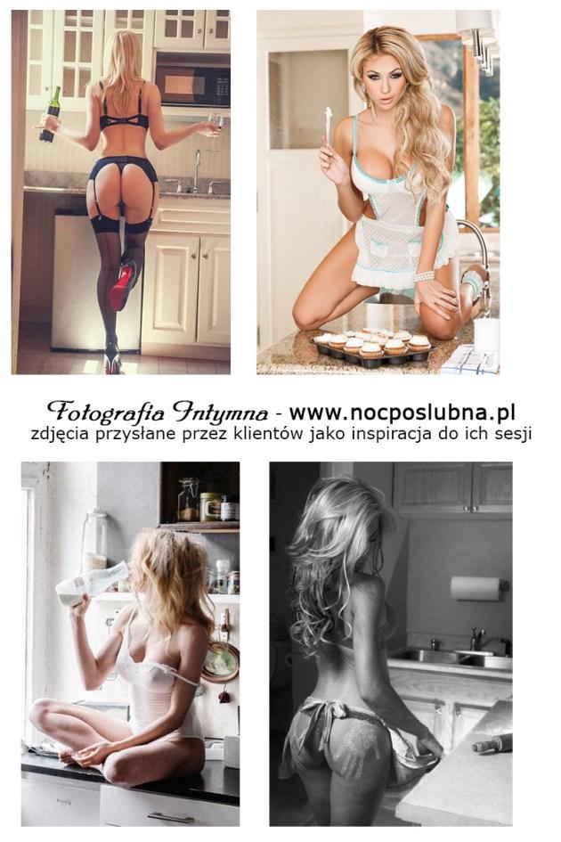 Fotografia Intymna - zdjęcia w kuchni