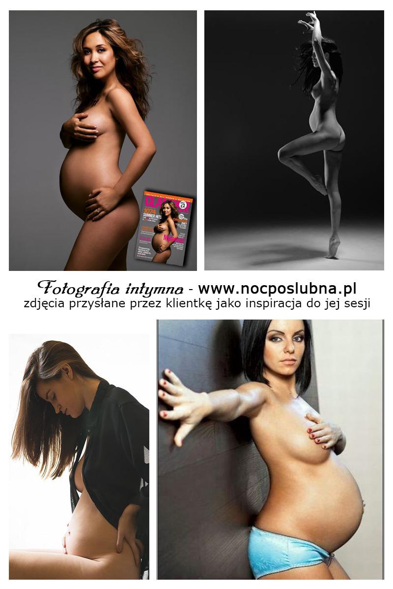 Fotografia ciążowa AKTu